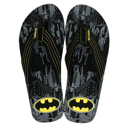 Tongs Batman - City Print