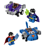 LEGO® DC Universe Super Heroes™ Mighty Micros Superman™ contre Bizarro™