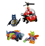 LEGO® DC Universe Super Heroes™ Mighty Micros Batman™ contre Killer Moth™