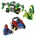 LEGO® Marvel Super Heroes™ Mighty Micros Spider-Man contre Scorpion