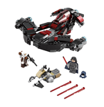 LEGO® Star Wars™ The Freemaker Adventures Le vaisseau Eclipse™