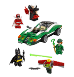 The LEGO® Batman Movie™ Le bolide de l'Homme-mystère™