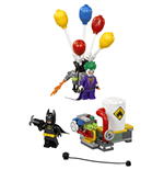 The LEGO® Batman Movie™ L'évasion en ballon du Joker™