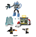 The LEGO® Batman Movie™ L'attaque glacée de Mister Freeze™