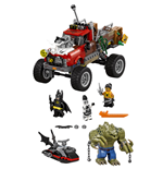 The LEGO® Batman Movie™ Le tout-terrain de Killer Croc™