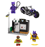 The LEGO® Batman Movie™ La poursuite en catmoto de Catwoman™