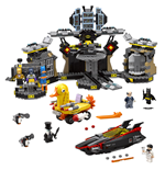 The LEGO® Batman Movie™ Le cambriolage de la Batcave