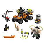 The LEGO® Batman Movie™ L'attaque du camion toxique de Bane™