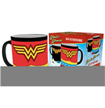 Wonder Woman mug décor thermique Costume