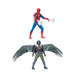 Spider-Man Homecoming Web City assortiment figurines Deluxe 2017 Wave 1 15 cm (4)