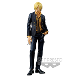 One Piece figurine Super Master Stars Piece Sanji 30 cm