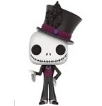 L´étrange Noël de Mr. Jack POP! Vinyl figurine Dapper Jack Skellington 9 cm