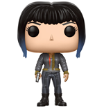 Ghost in the Shell POP! Movies Vinyl figurine Major (Bomber Jacket) 9 cm