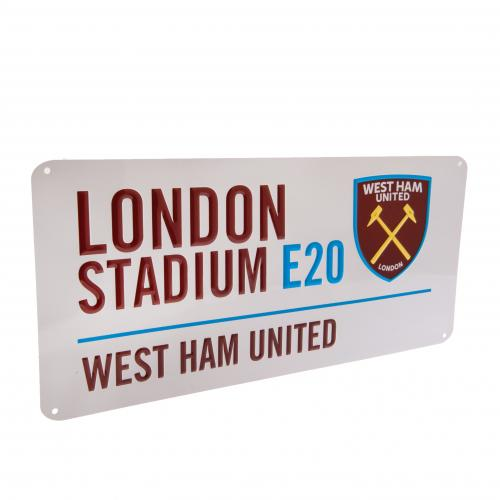 Plaque West Ham United 263724