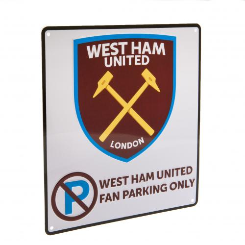 Plaque West Ham United 263726