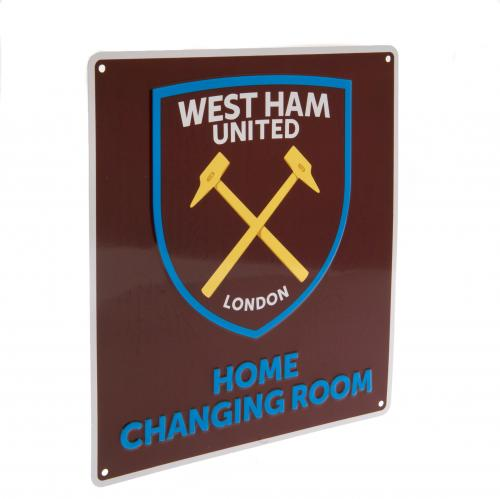 Plaque West Ham United 263728