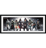 Photo Encadrée Assassin's Creed - Characters