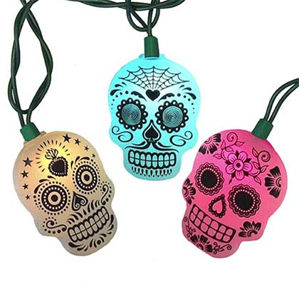 Accessoires de Maison Day Of The Dead 263941