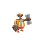 One Piece Chopper Robo Super Series figurine Plastic Model Kit Kung Fu Tracer 10 cm