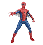 Spider-Man Homecoming figurine interactif Titan Hero Tech Suit Spider-Man 38 cm *ALLEMAND*