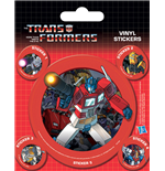 Autocollant Transformers 264299
