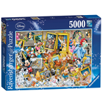 Puzzle Mickey Mouse 264306