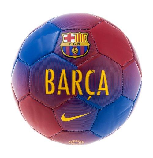 Ballon De Football Fc Barcelone Nike Skills 2016 2017 Rouge Bleu