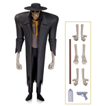 Batman The Animated Series figurine Scarecrow 16 cm --- EMBALLAGE ENDOMMAGE