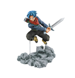 Dragonball Super figurine Soul x Soul Trunks 12 cm