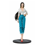 One Piece figurine Jeans Freak The Last World Boa Hancock 21 cm