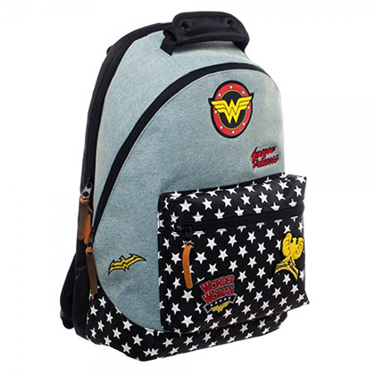Sac à Dos Wonder Woman Denim
