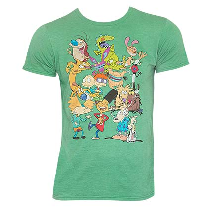 T-shirt Nickelodeon pour homme