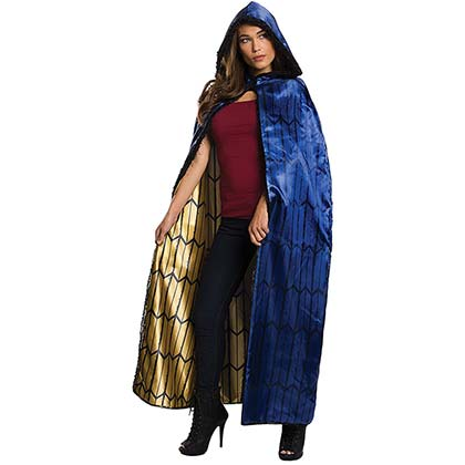 Cape avec Capuche Deluxe Wonder Woman