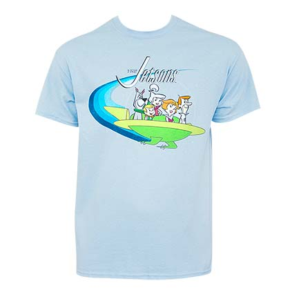 T-shirt The Jetsons pour homme