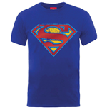 T-shirt DC Comics: Superman Foil Shield