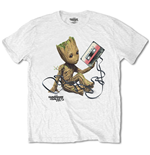 T-shirt Marvel Comics: Guardians of the Galaxy V. 2 Groot with Tape