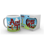 Tasse Adventure Time - Logo