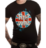 T-shirt The Who - Logo Standing