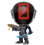 Borderlands POP! Games Vinyl Figurine Zero 9 cm