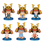 One Piece assortiment figurines WCF ChiBi 4 cm Children's Day (25)