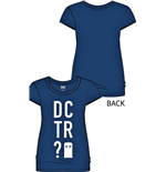 T-shirt Doctor Who  265447