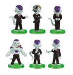 Dragonball Z assortiment figurines WCF ChiBi 6 cm Frieza Boss Style (25)