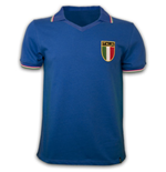 Maillot de Football Rétro Italie WC 1982