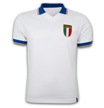 T-shirt Rétro Italie Football Away