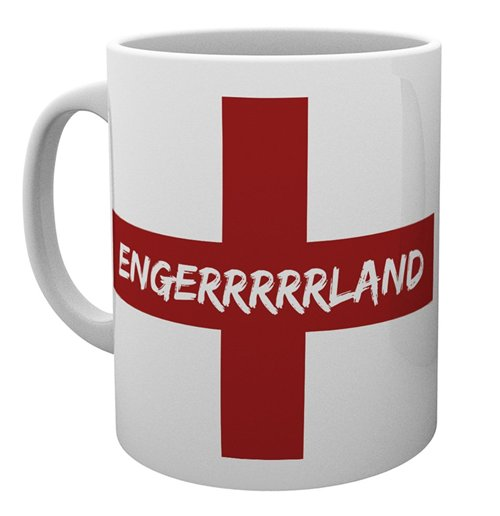 Tasse Angleterre Football 265756