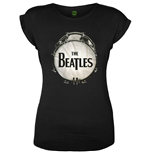 T-shirt The Beatles - Drum