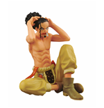 One Piece figurine Body Calender Vol. 4 Usopp 8 cm