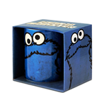 1 rue Sésame mug Cookie Monster