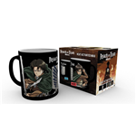 Attack on Titan mug effet thermique Scouts