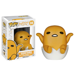 Gudetama, the Lazy Egg POP! Animation Vinyl Figurine Gudetama 9 cm